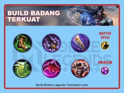 build Badang top global