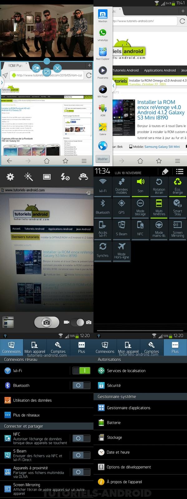 Captures : I9300XXUGMJ9 Android 4.3