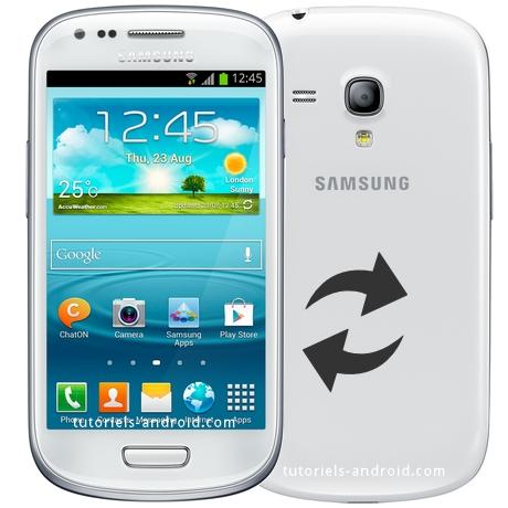 tuto : installer I8190XXANF3 Android 4.1.2