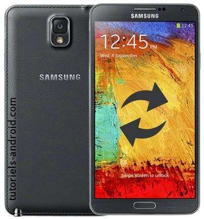 Mettre à jour le Galaxy Note 3 N9005 vers Android KK 4.4.2