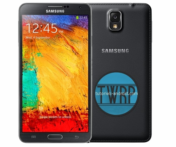 GALAXY Note 3 TWRP