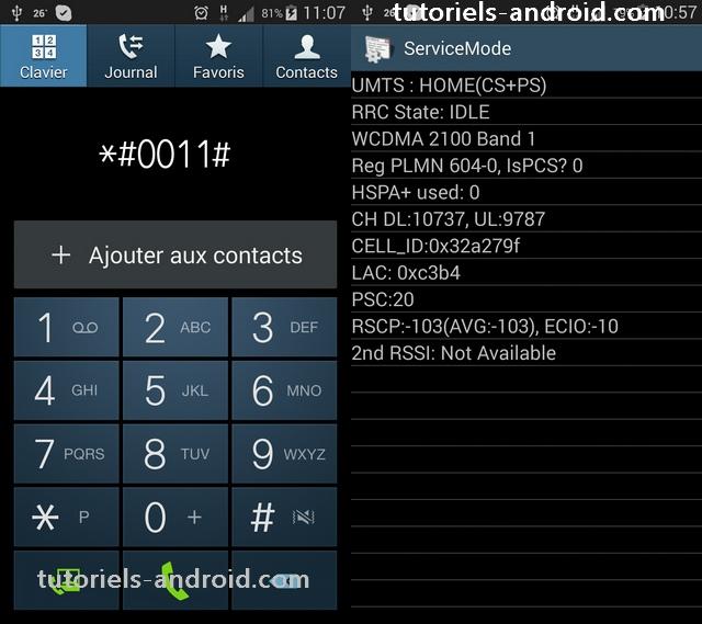 Astuce pour désimlocker le Galaxy S4