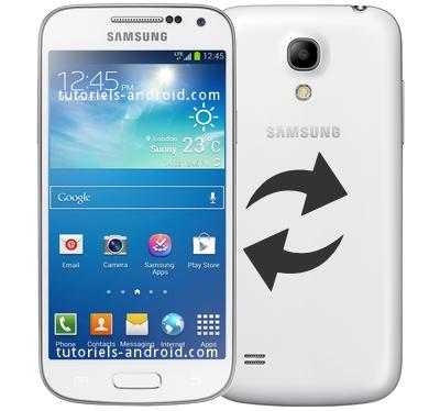 I9195XXUCNH5 KK 4.4.2 - Galaxy S4 Mini LTE
