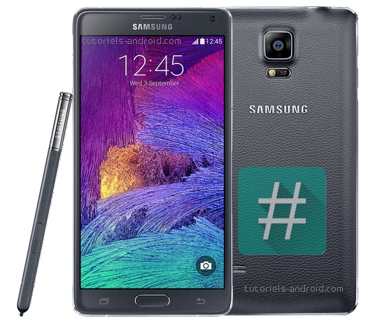 Cf-Auto-Root pour GALAXY Note 4