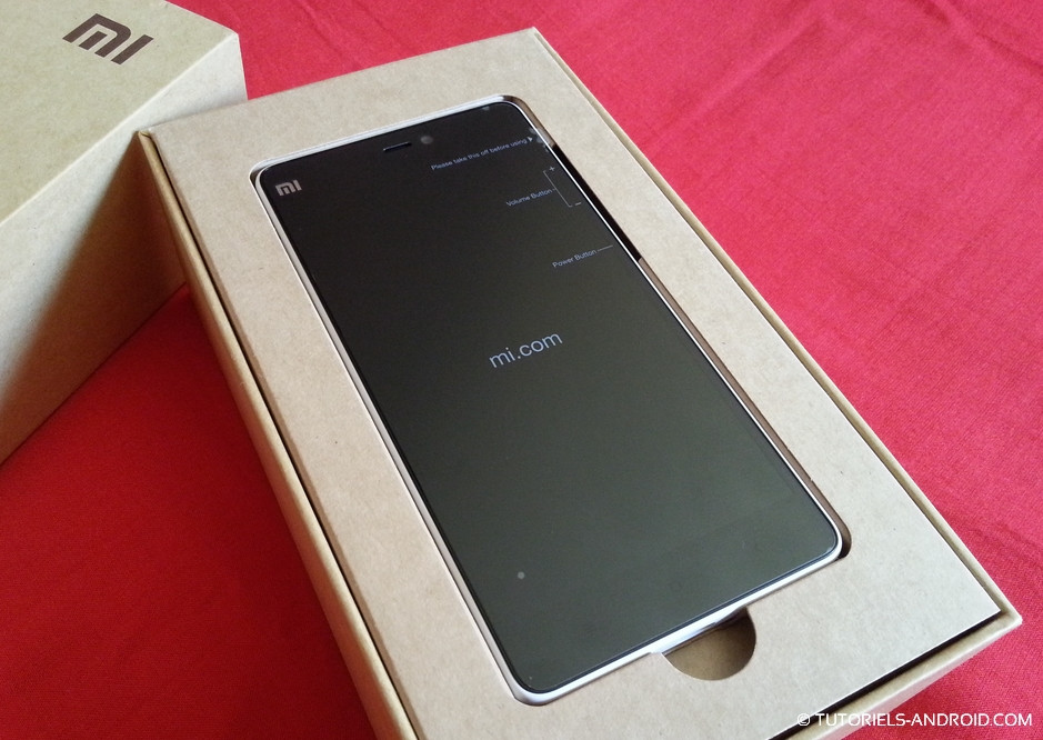 Boite Xiaomi Mi 4i