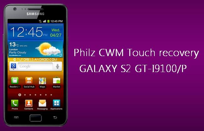 PhilZ CWM pour GALAXY S2