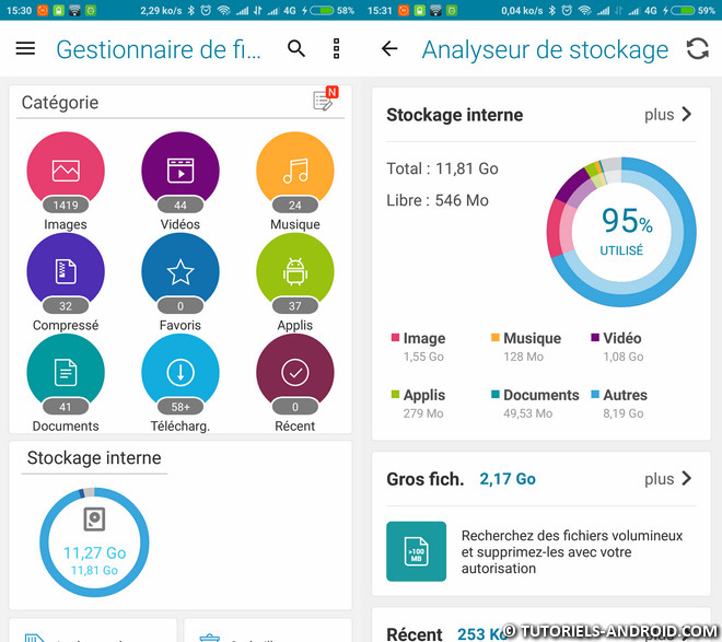 App Android : ASUS File Manager