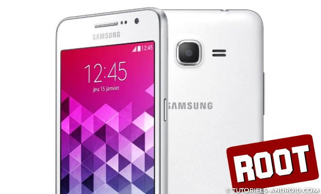 Root GALAXY Grand Prime VE
