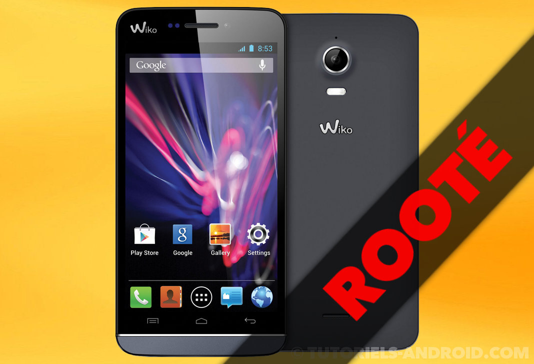 Installer ROOT Wiko WAX avec TowelROOT v1