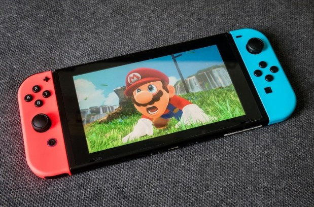 Cómo conectar nintendo switch has portátil, there is a PC