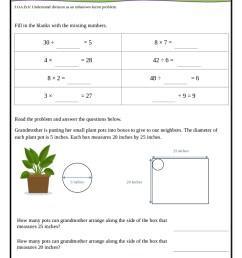 3rd Grade Common Core Math Worksheets [ 1123 x 794 Pixel ]