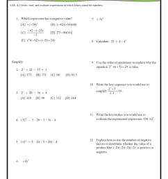 6th Grade Common Core Math Worksheets [ 1123 x 794 Pixel ]