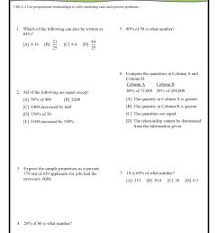 7th Grade Common Core Math Worksheets [ 1123 x 794 Pixel ]