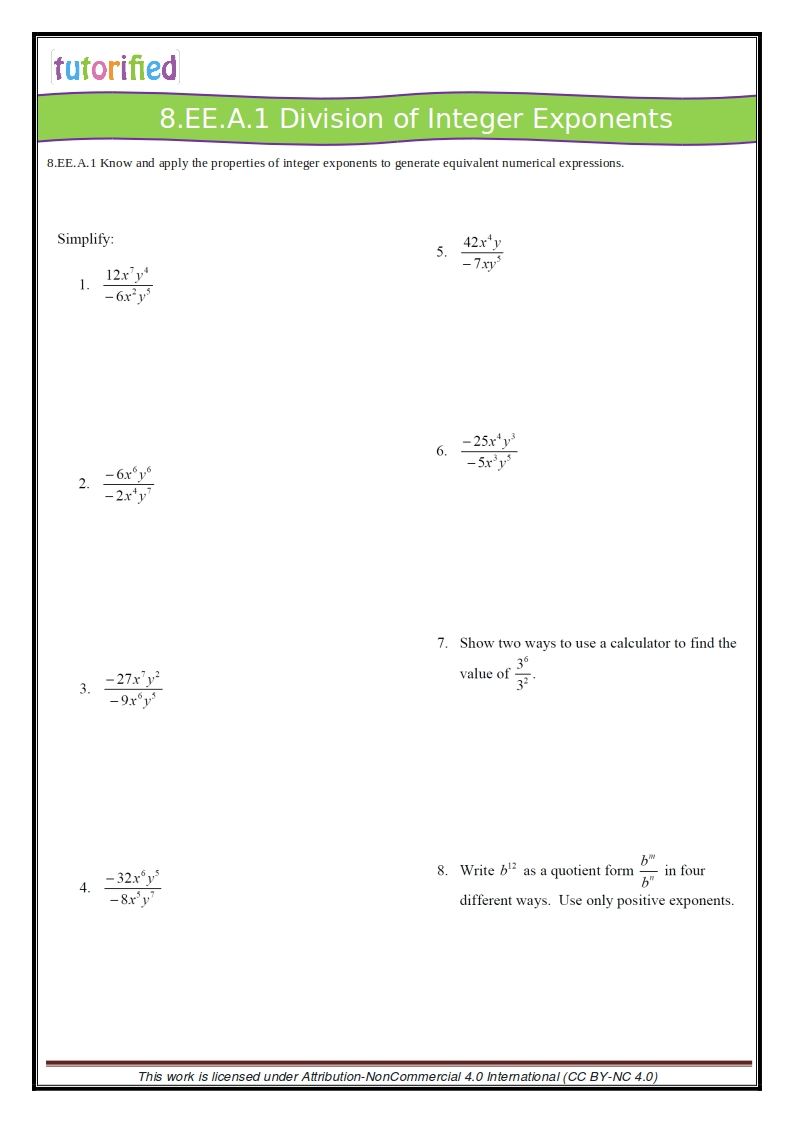 medium resolution of Pre-AP Algebra 1 Practice Test \u0026 PDF Worksheets