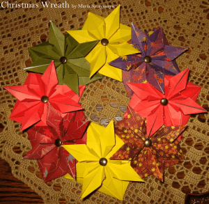 A Collection of 20 Christmas Origami Models | Origami Tutorials