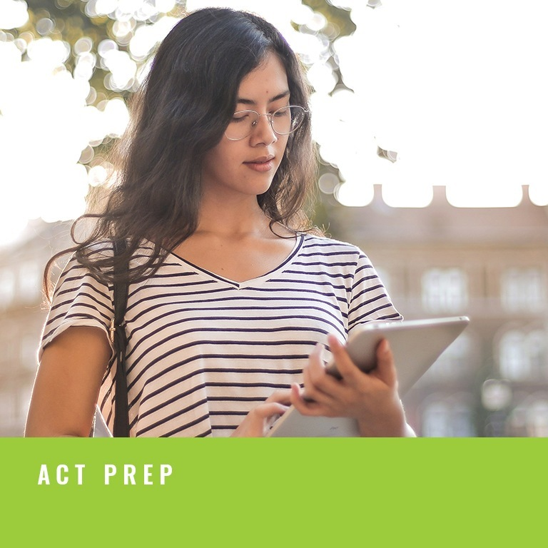 act test tutoring starting soon