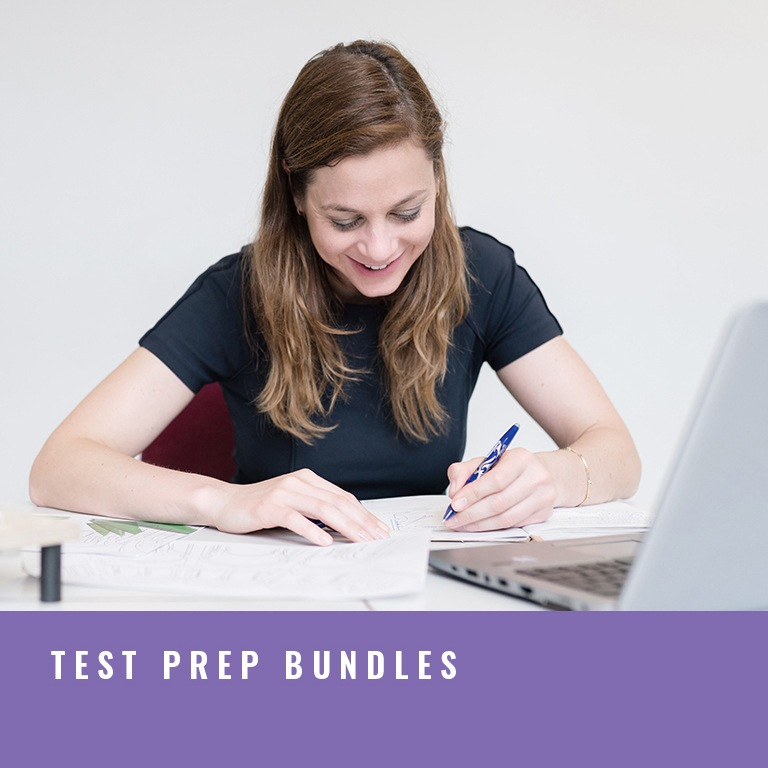 SAT and ACT bundled test tutoring