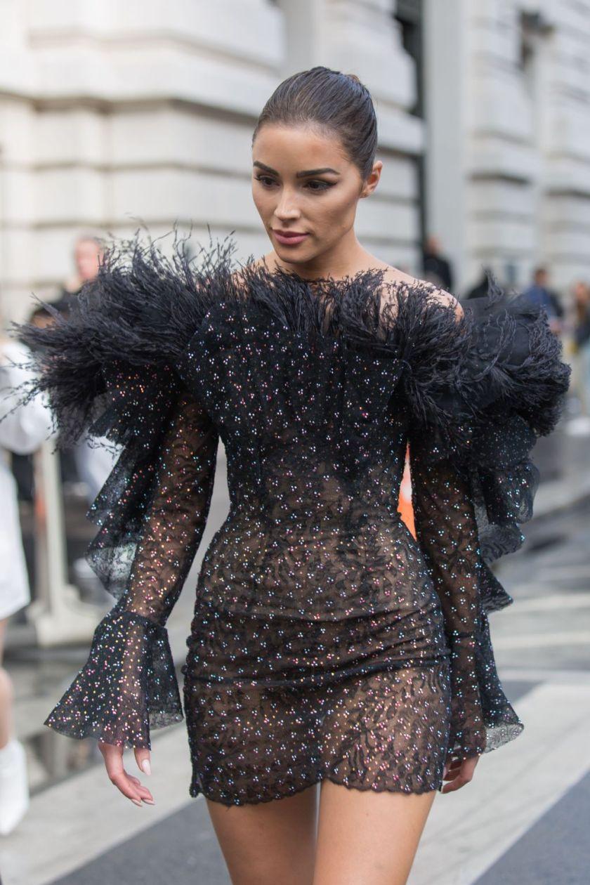 Street Style, Spring Summer 2020, Paris Fashion Week, France - 29 Sep 2019