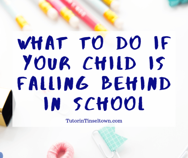 No parent wants to see their child falling behind in school. Yet if your child's grades are failing, then it's all too easy to feel helpless, or hope that the teachers will fix it, or bury your head in the sand and tell yourself that it's 'just a phase'. So if your child is struggling and you don't know where to start in trying to fix it, then here are four key steps that you should take.