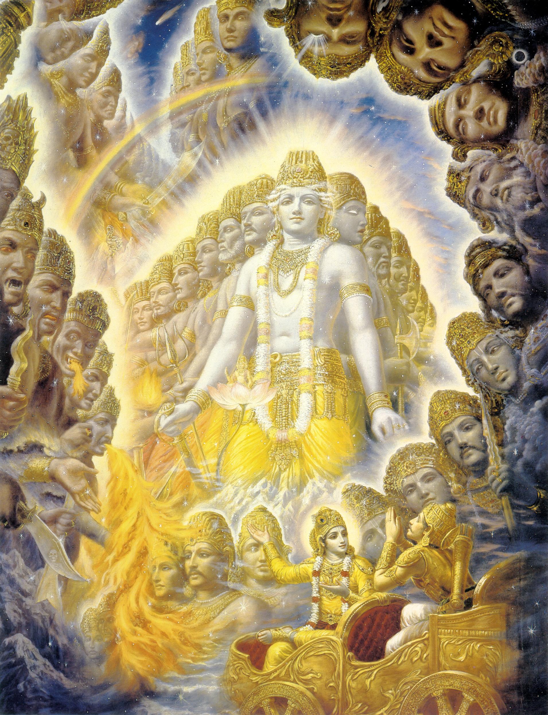 Sejarah Lahirnya Dewa Krisna : sejarah, lahirnya, krisna, Mengapa, Krsna, Adalah, Tuhan?, Narin, Laboratory