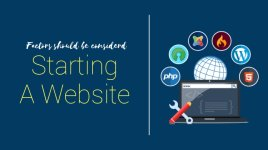 6 Factors About Starting A Website You Must Need To Know To Succeed