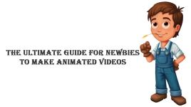 make animated video