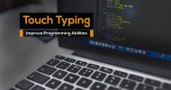 how touch typing influences programming