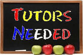 Language tutors wanted