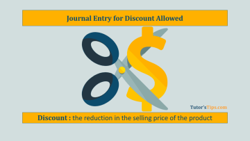 Discount Allowed Feature Image - Financial Accounting Tutorial