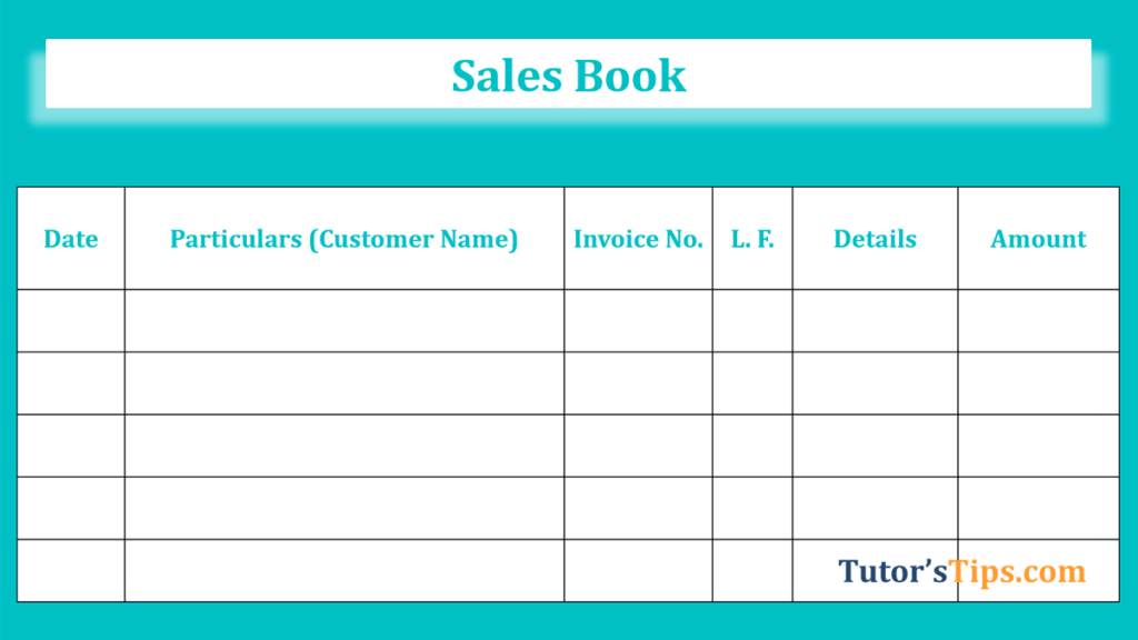 Sale book feature image