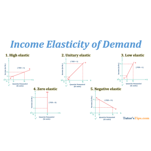 Income elastic Demand - Latest post on Financial Accounting, GST or Excel