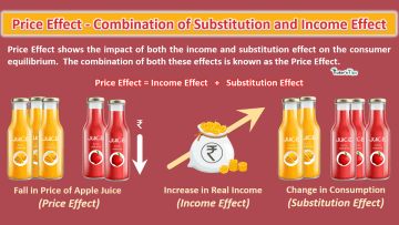 Price Effect Combination of Substitution and Income Effect min - Business Economics