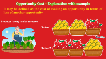 Opportunity Cost min - Business Economics