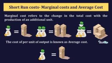 Short Run Costs Average Cost and Marginal Cost min - Business Economics