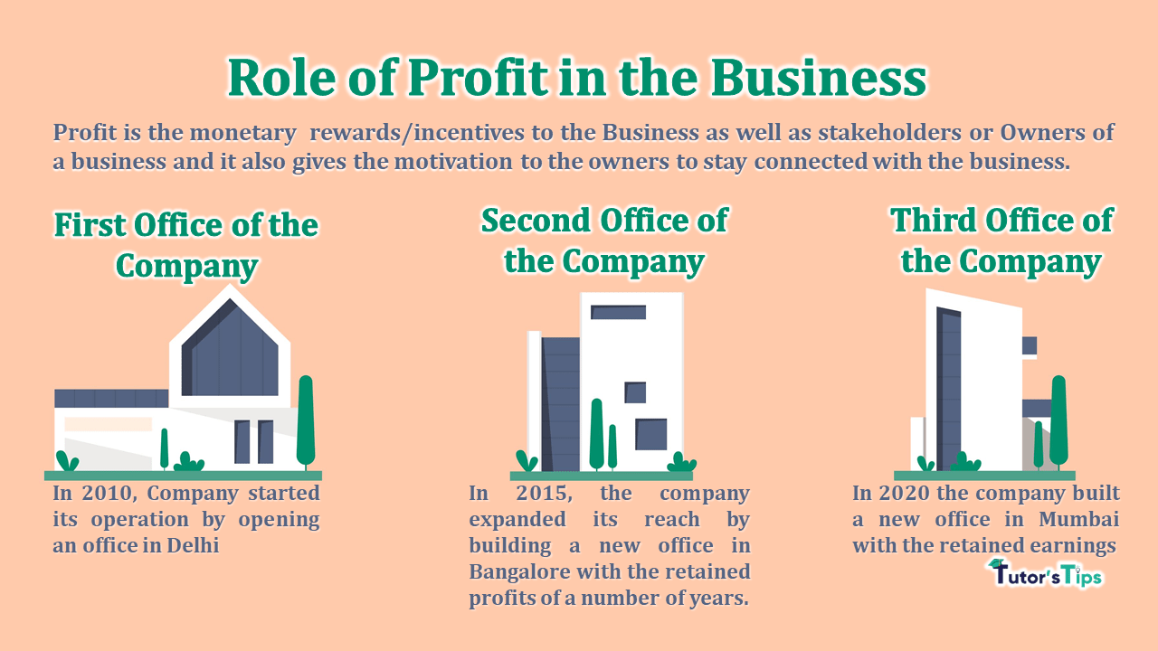 Role of Profit in the Business min - Business Studies
