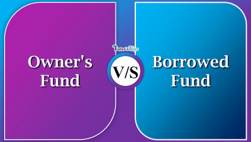 Difference between Owners Fund and Borrowed Fund min 1 - Differences - Business Studies