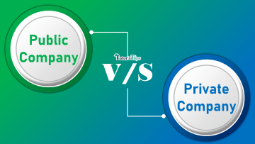Difference between Public Company and Private Company min - Differences - Business Studies
