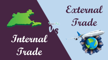 Difference Between Internal Trade and External Trade min - Differences - Business Studies