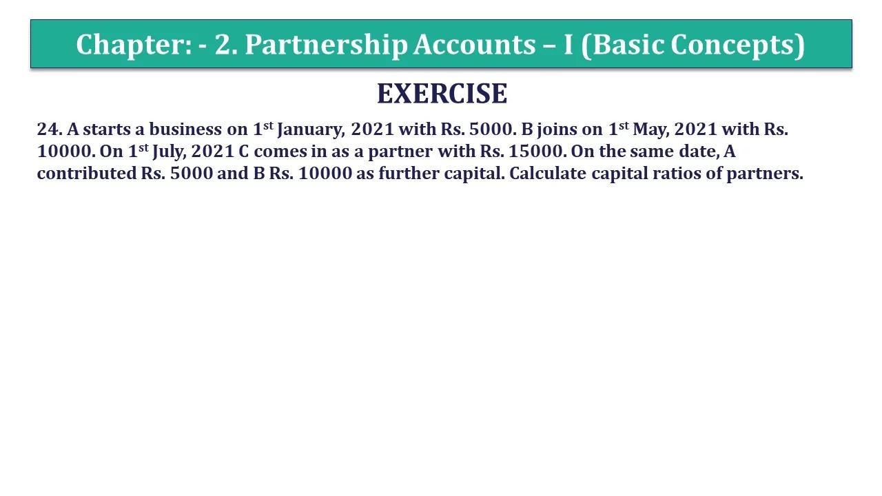 Question 24 Chapter 2 - Unimax Class 12 Part 1 - 2021