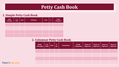 Petty Cash book feature image