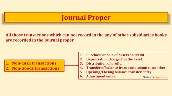 Journal Proper Feature image