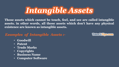 Meaning-of-intangible-Assets
