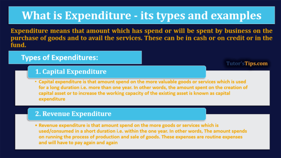 What-is-Expenditure