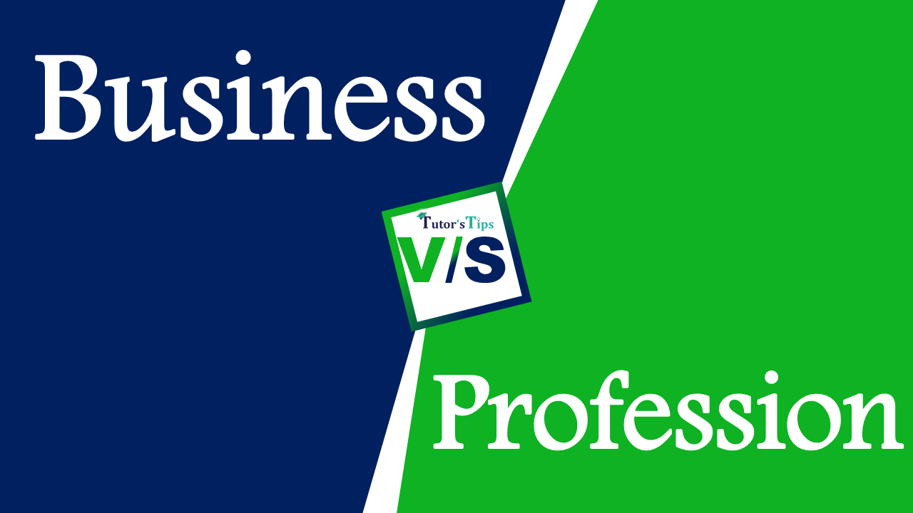 Business-Profesion