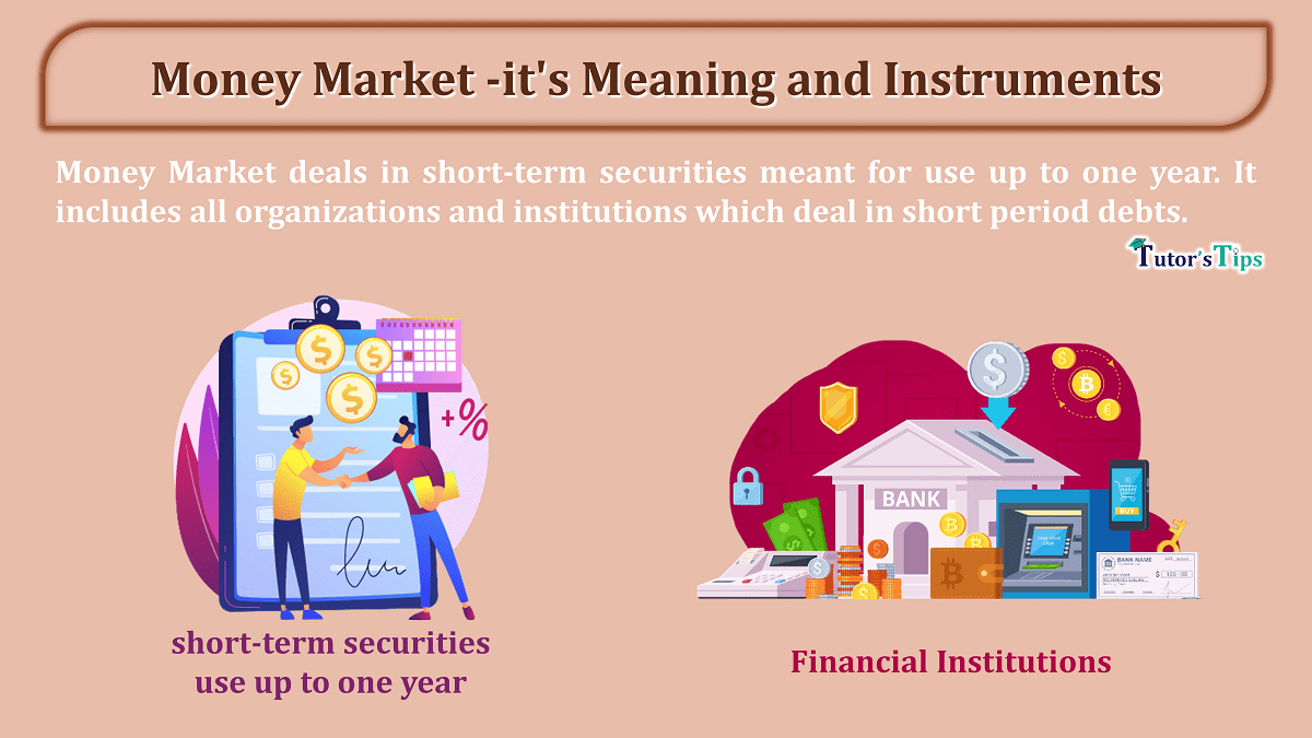 Money-Market-its-Meaning-and-Instruments-min
