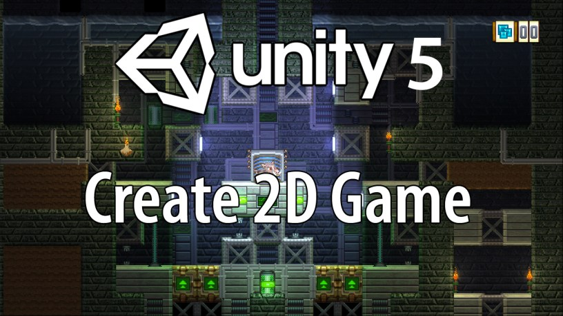 How To Create 2d Game Unity 5 Tutorial Video Tutorials