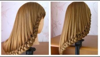 Coiffure Avec Tresse Cheveux Mi Long Great Coiffure Cheveux Long