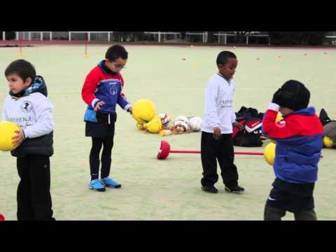 Commencer le football au plus jeune âge : les U6 – U7