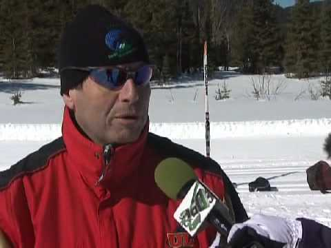 Ski de fond du Rouge et Or