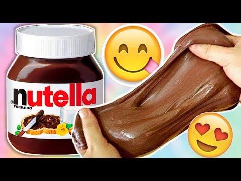 comment faire du slime comestible au nutella le savoir c 39 est le pouvoir. Black Bedroom Furniture Sets. Home Design Ideas